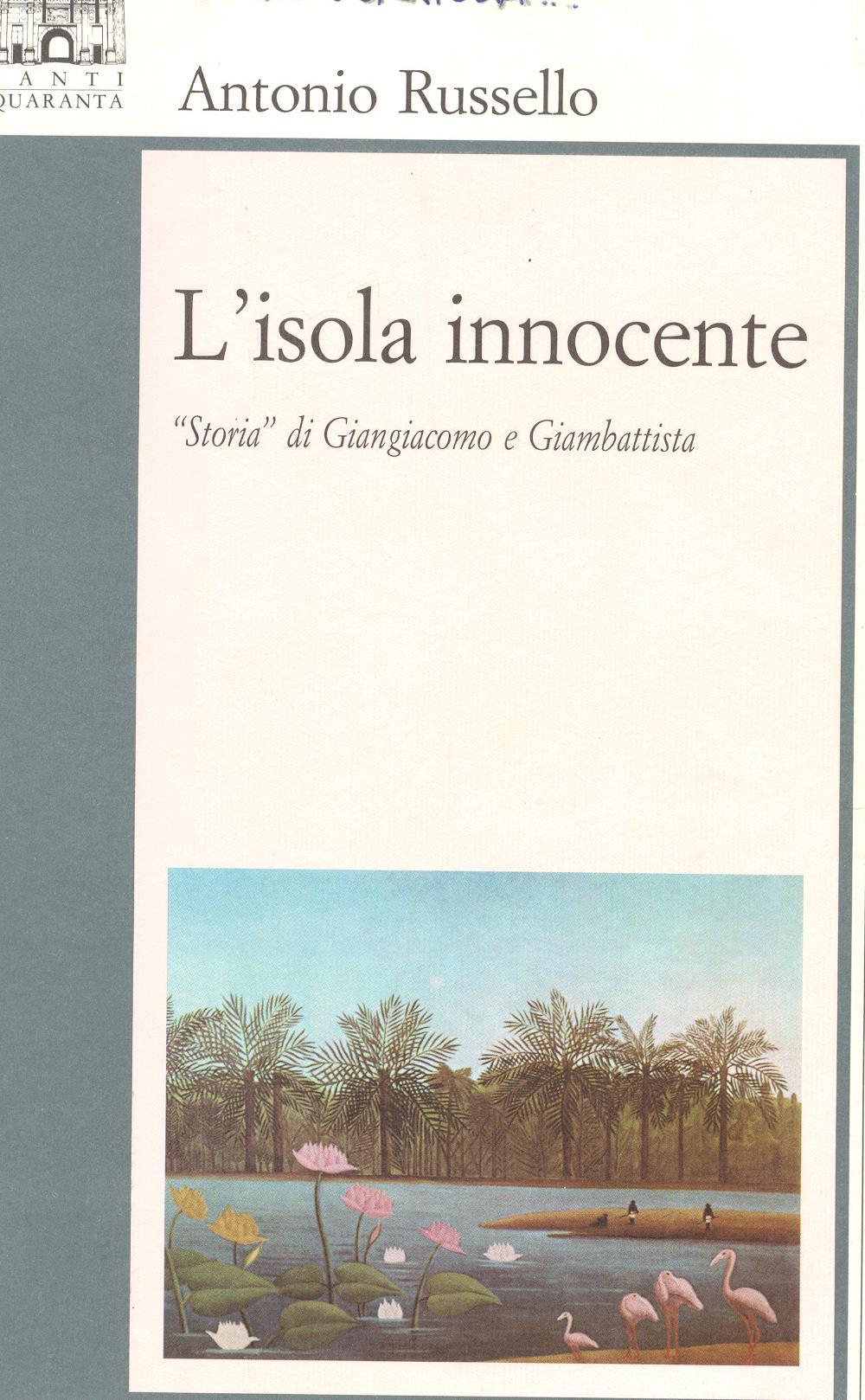L'isola innocente