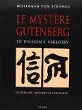 Le mystère Gutenberg
