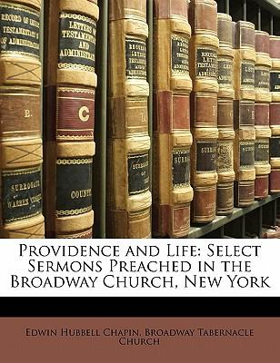 Providence and Life