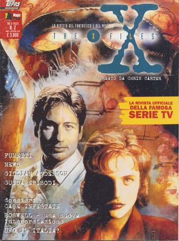 The X-Files n. 2