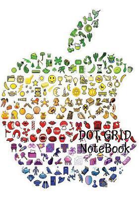 Emoji Notebook Dot-grid, Graph