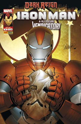 Iron Man & gli oscur...