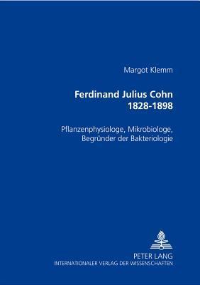 Ferdinand Julius Cohn 1828-1898