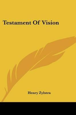 Testament of Vision