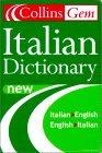 Collins Gem Italian Dictionary, 5e