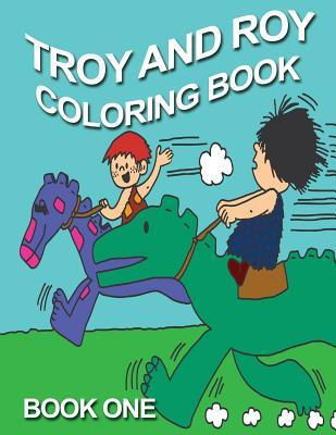 Troy and Roy Coloring