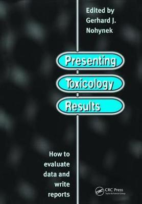 Presenting Toxicology Results