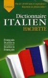 Dictionnaire compact italien