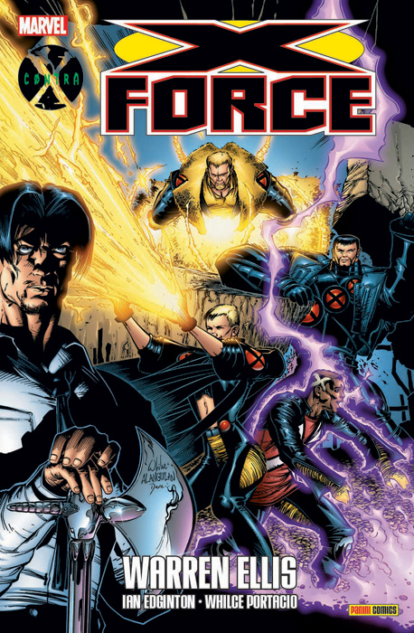 X-Force: Contra-X