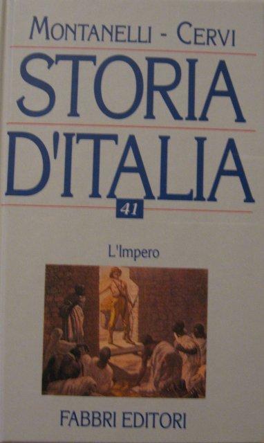 Storia d'Italia - volume 41