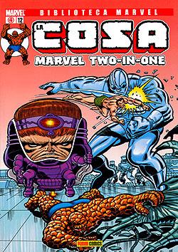 Biblioteca Marvel: La Cosa #12 (de 16)