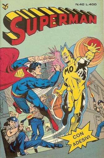 Superman n. 40