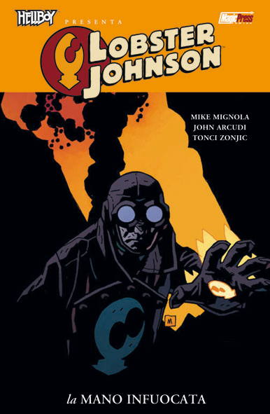 Hellboy presenta: Lobster Johnson - vol. 2