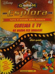 Cinema e tv: un mondo per immagini