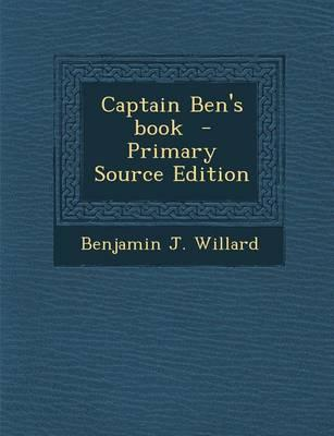 Captain Ben's Book