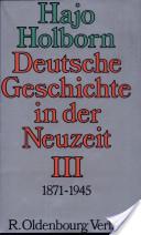 Deutsche Geschichte in der Neuzeit
