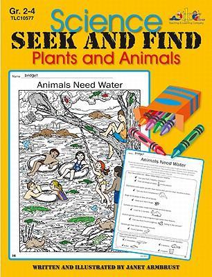 Science Seek and Find