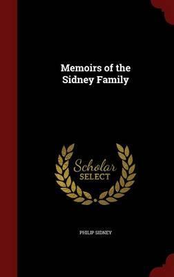 Memoirs of the Sidne...