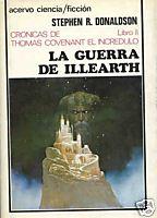 La guerra de Illearth