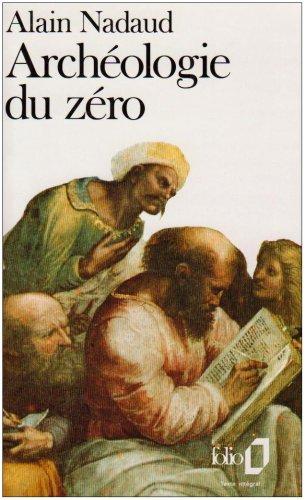 Archéologie du zéro
