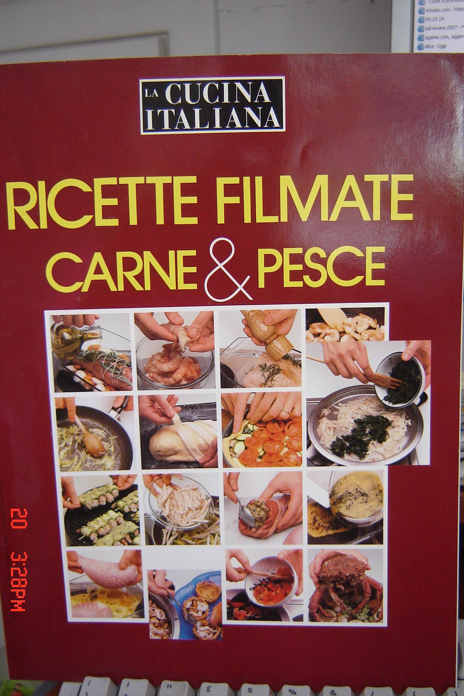 Ricette filmate carne & pesce