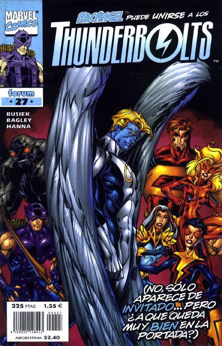 Thunderbolts Vol.1 #27 (de 40)