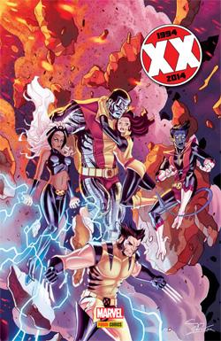 X-Men Deluxe Presenta n. 228 - Cover XX