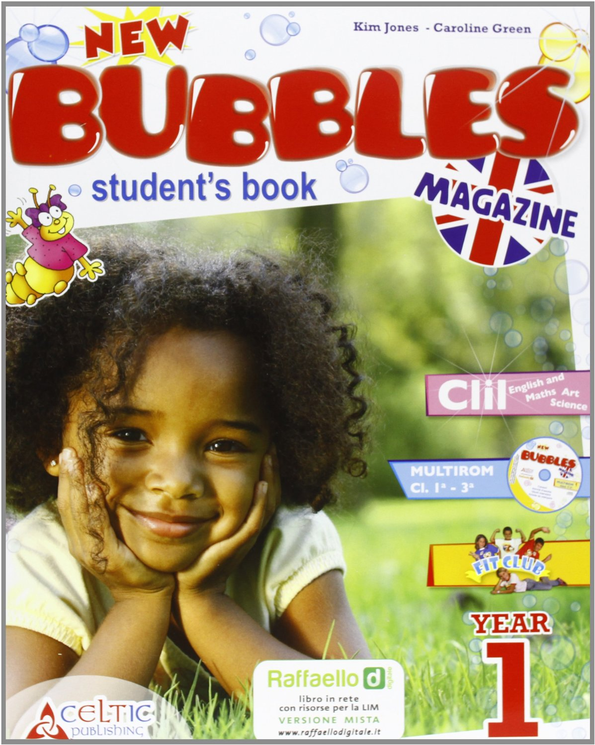 New bubbles magazine