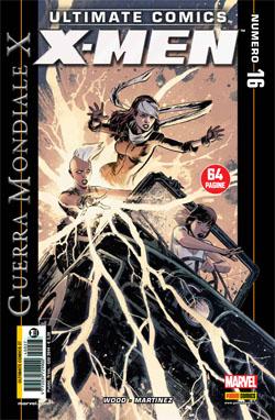 Ultimate Comics: X-Men n. 16