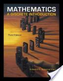 Mathematics: A Discrete Introduction, 3rd ed.