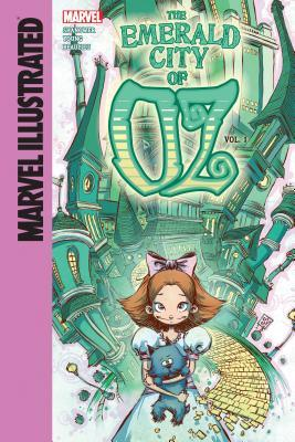 Marvel Illustrated the Emerald City of Oz 1