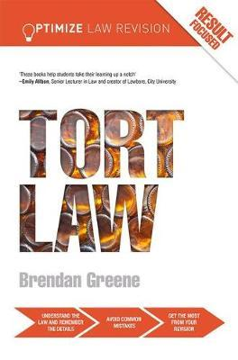 Optimize Tort Law