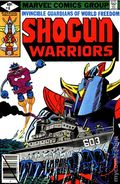 Shogun Warriors Vol....