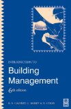 Introduction to Building Management, Sixth Edition