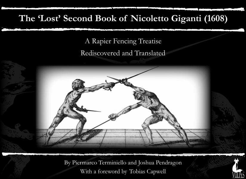 The 'Lost' Second Book of Nicoletto Giganti (1608)