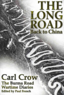 The Long Road Back to China
