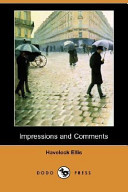 Impressions and Comments (Dodo Press)
