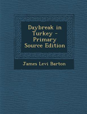 Daybreak in Turkey