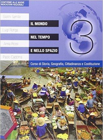 Il mondo nel tempo e nello spazio. Ediz. plus. Per la Scuola media. Con DVD. Con e-book. Con espansione online