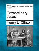 Extraordinary Cases.
