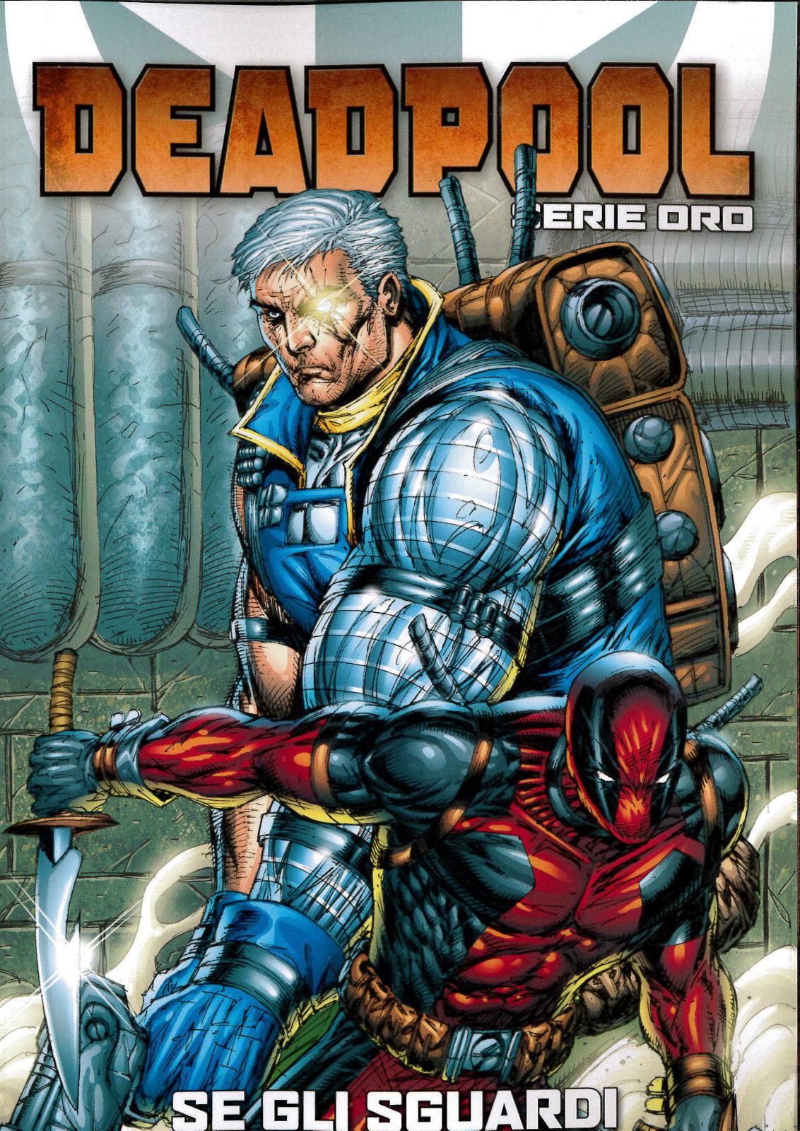 Deadpool: Serie oro vol. 11
