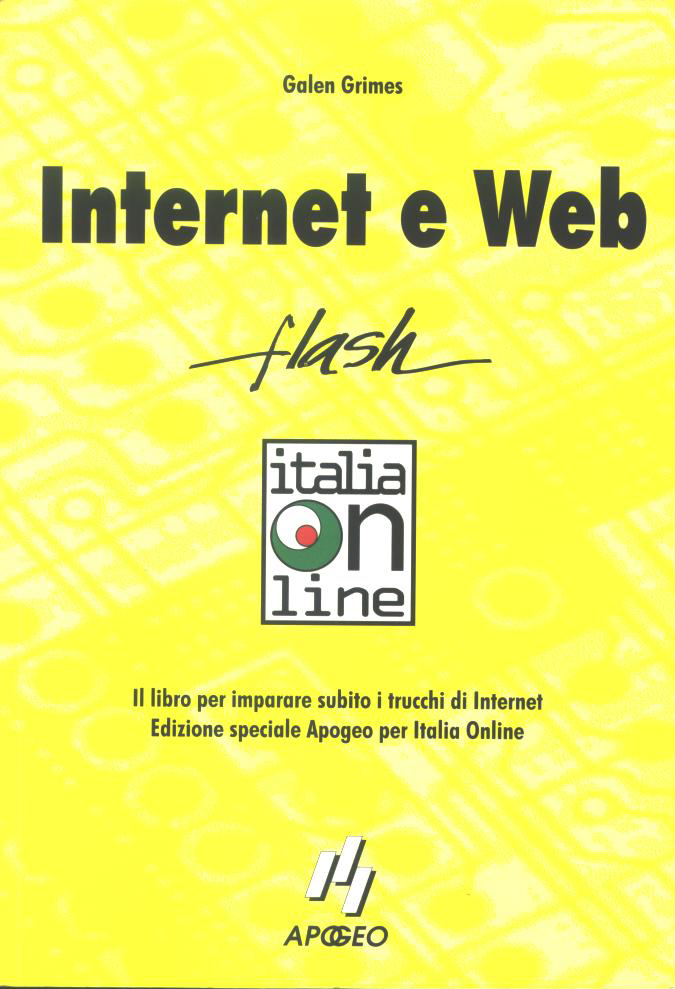 Internet e Web flash