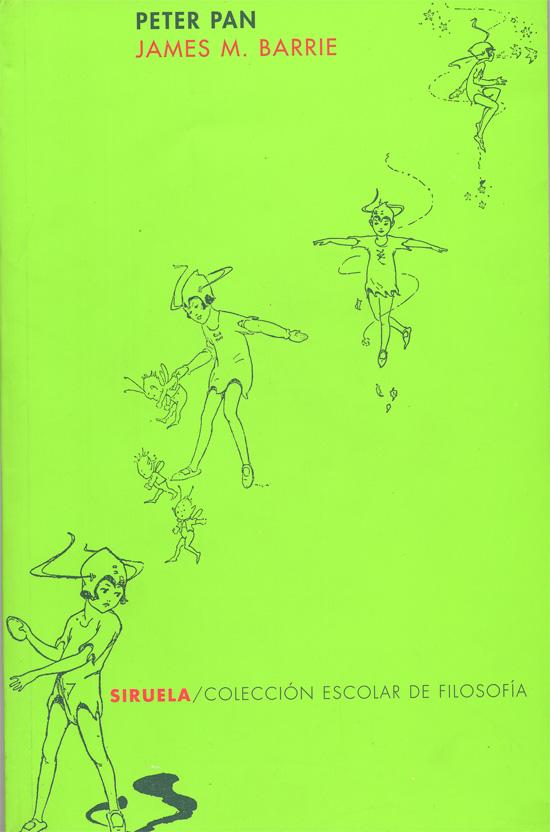 Peter Pan o El niño que no quería crecer
