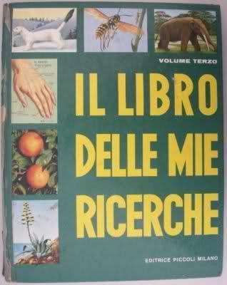 Il libro delle mie ricerche - vol. III