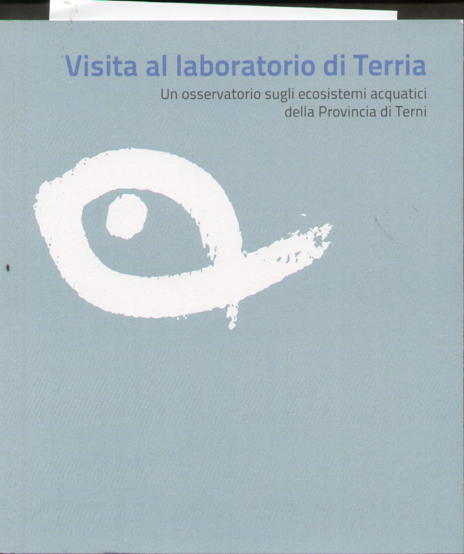 Visita al laboratorio di Terria