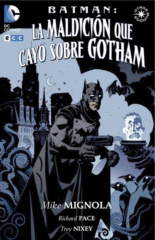 La maldición que cayó sobre Gotham