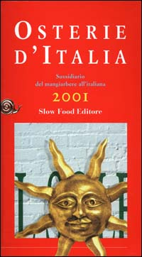 Osterie d'Italia 2001