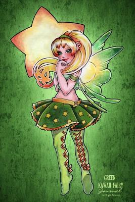 Green Kawaii Fairy Journal