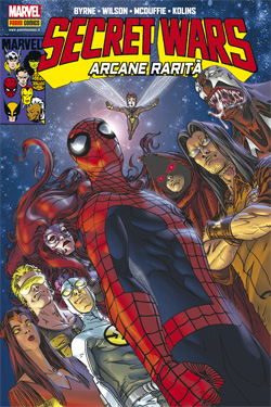 Marvel Omnibus: Secr...