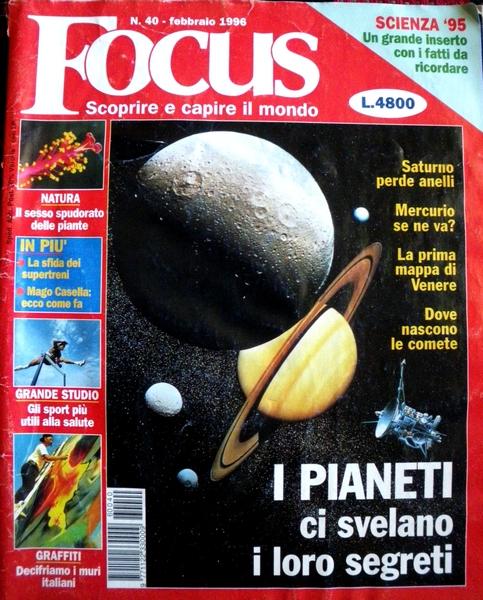 Focus n. 40 (febbraio 1996)